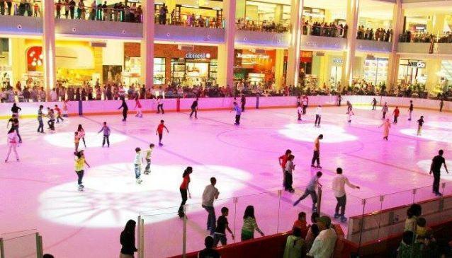 Dubai Ice Rink, The Dubai Mall by VisaDekho