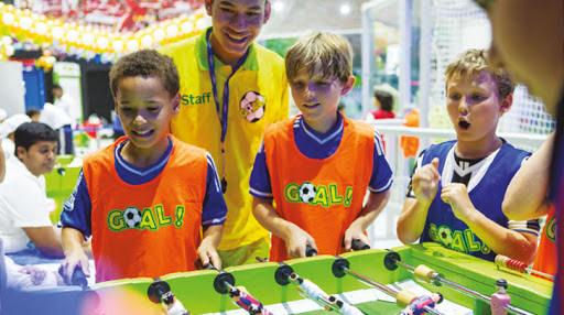 The Goal, Dubai Mall by VisaDekho