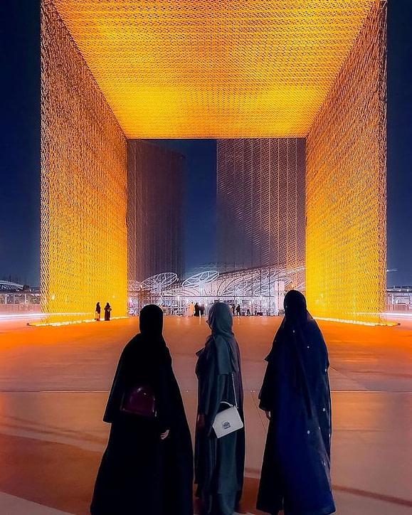 Dubai with Family in Dubai Expo 2020