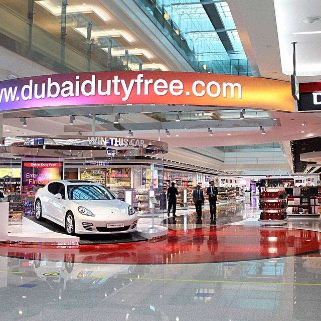 Dubai Duty Free - Visa Dekho