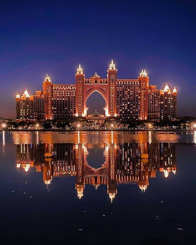 Atlantis the Palm of Dubai - Visa Dekho