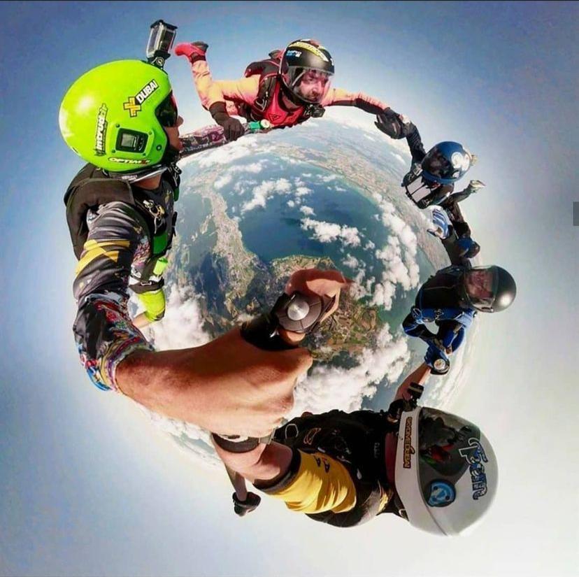 Sky Diving in Dubai - Outdoor SkyDiving by VisaDekho